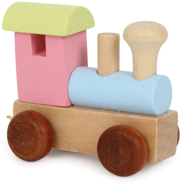 Legler, Buchstabenzug, Lokomotive, bunt, 4020972078940, 7894