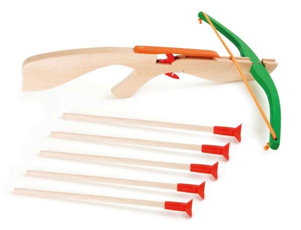 Legler, Armbrust, aus, Holz, 4020972100696, 10069