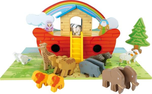 Legler, Spielset, Arche, Noah, aus, Holz, 4020972031204, 3120