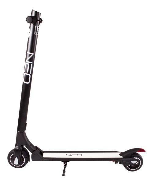 SXT Neo (schwarz) - E-Scooter Seitenansicht