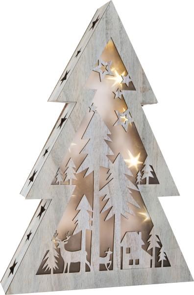 Legler, Leuchttannenbaum, Shabby, Chic, groß, 4020972102003, 10200