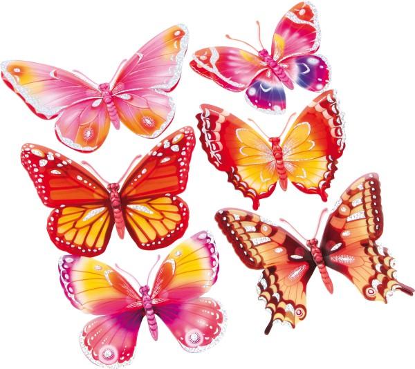"""Legler, Dekosticker, """"Schmetterling"""", 4020972026316, 2631"""