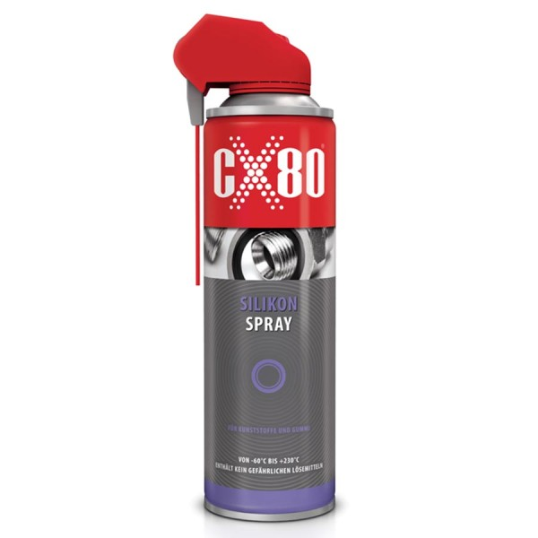 Silikon Spray - 500ml - CX80 - Schmiermittel