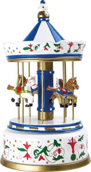 Legler, Spieluhr, Nostalgie-Karussell, groß, 4020972101563, 10156