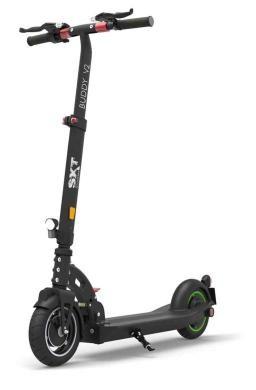 SXT Buddy V2 (schwarz) - E-Scooter Vorderansicht