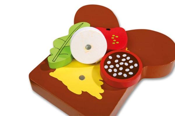Legler, Magnet-Snacks, 15, Teile, 4020972011473, 1147