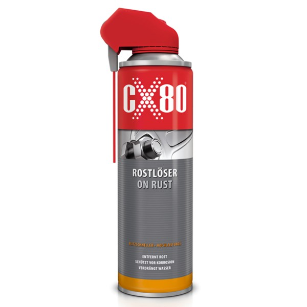 Rostlöser - 500ml - On Rust - CX80