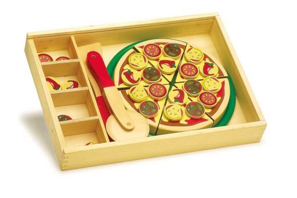 "Legler, Schneide, ""Pizza"", 34, Teile, 4020972016867, 1686"