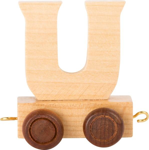 Legler, Buchstabenzug, Holz, U, 4020972074805, 7480