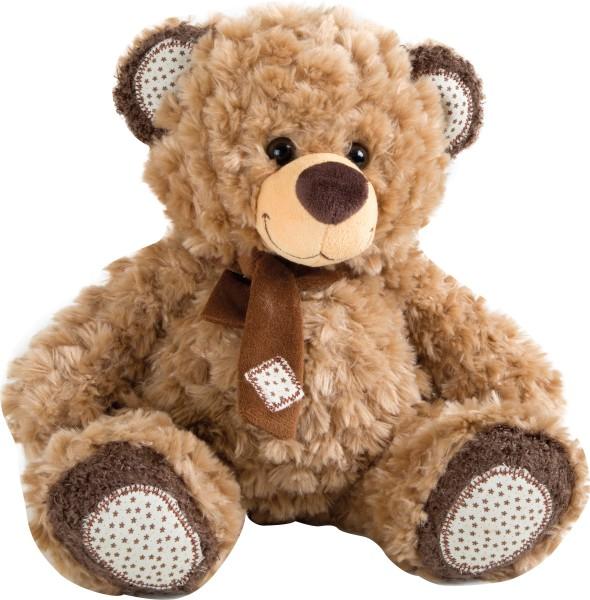Legler, Teddybär, mit, Schal4020972100955, 10095