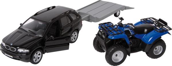 "Legler, Modellauto, ""Off-Road, Set"", 3, Teile, 4020972093271, 9327"