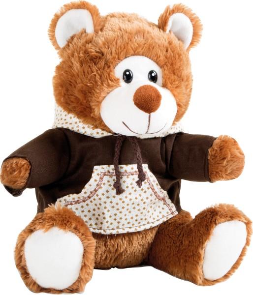 Legler, Teddybär, mit, Kapuzenpulli4020972100948, 10094