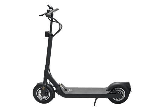 Egret Ten V4 (schwarz) - E-Scooter Seitenansicht