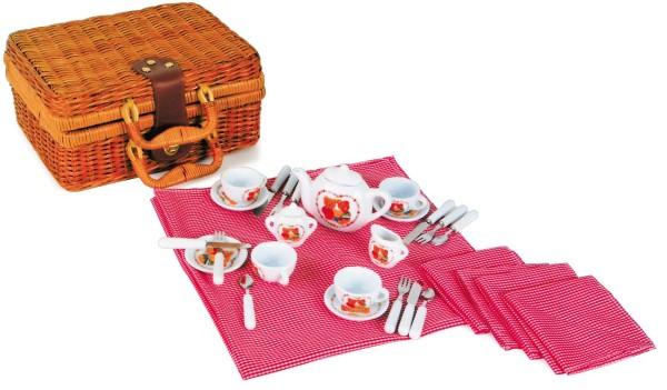 Legler, Picknickkorb, Breakfast, 31, Teile, 4020972099792, 9979