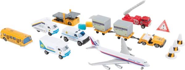 Legler, Modellautos, Flughafen, 18, Teile, 4020972085948, 8594